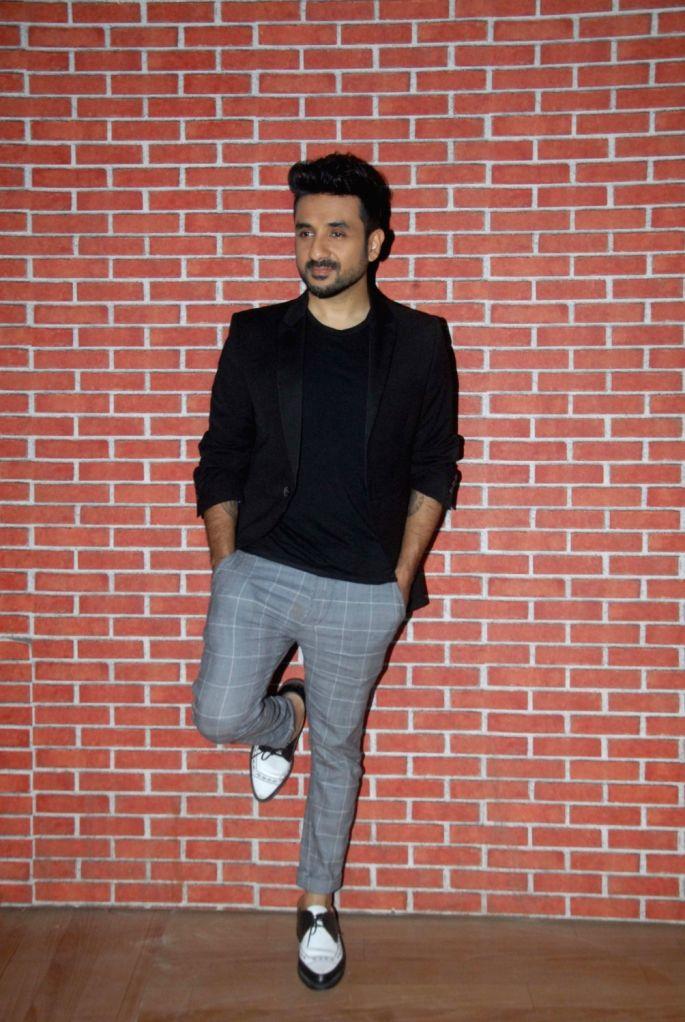 Actor Vir Das during the media interaction of film 31st October in Mumbai on Oct 19, 2016. - Vir Das