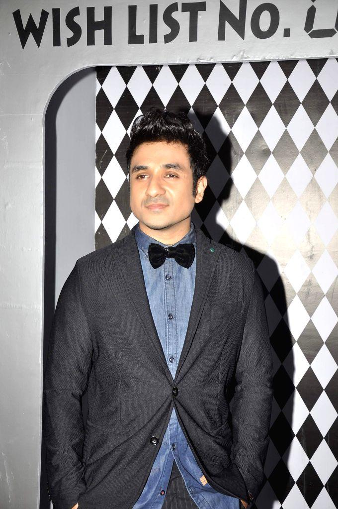 Actor Vir Das during the music launch of film Amit Sahni Ki List in Mumbai on June 18, 2014. - Vir Das