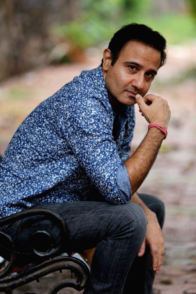 Actor Vivek Mushran. - Vivek Mushran