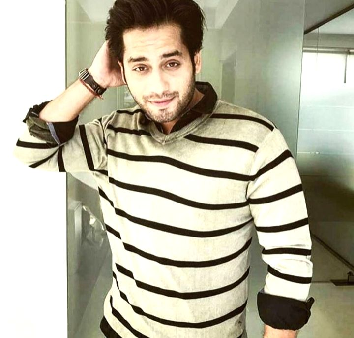 "Actor Yuvraj Malhotra will essay the role of a reality show producer in the show ""Tara from Satara"". - Yuvraj Malhotra"