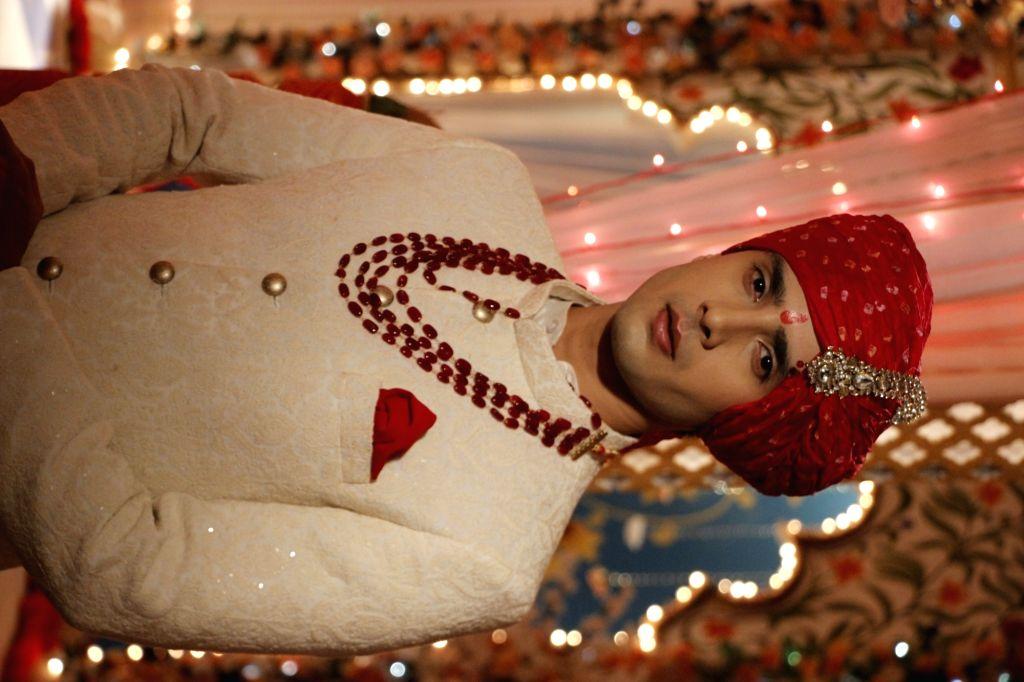 Actor Zaan Khan. - Zaan Khan
