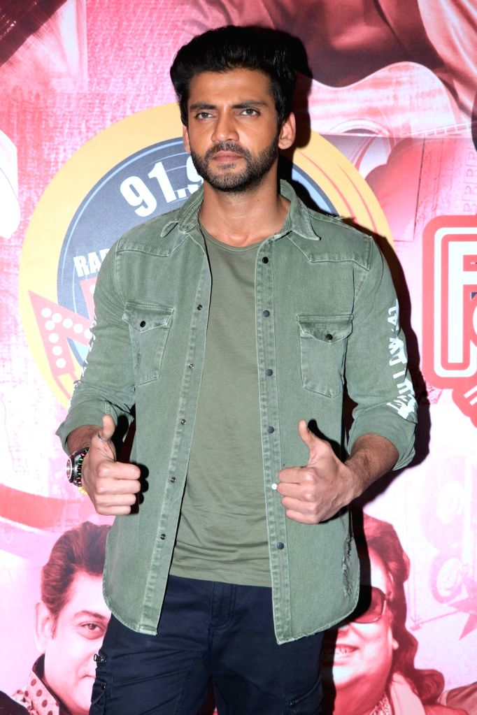 "Actor Zaheer Iqbal at the promotion of his upcoming film ""Notebook"" in Mumbai, on March 7, 2019. - Zaheer Iqbal"