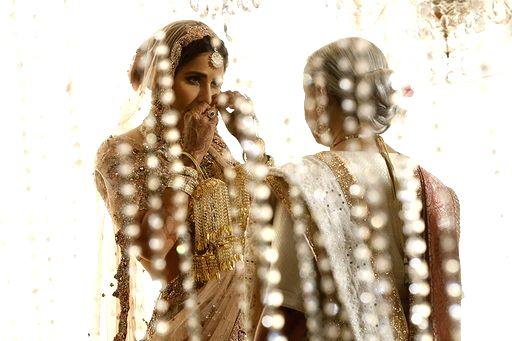 Actors Amitabh Bachchan and Katrina Kaif during Kalyan Jewellers ad shoot in Mumbai on Jan 24, 2020. - Amitabh Bachchan and Katrina Kaif