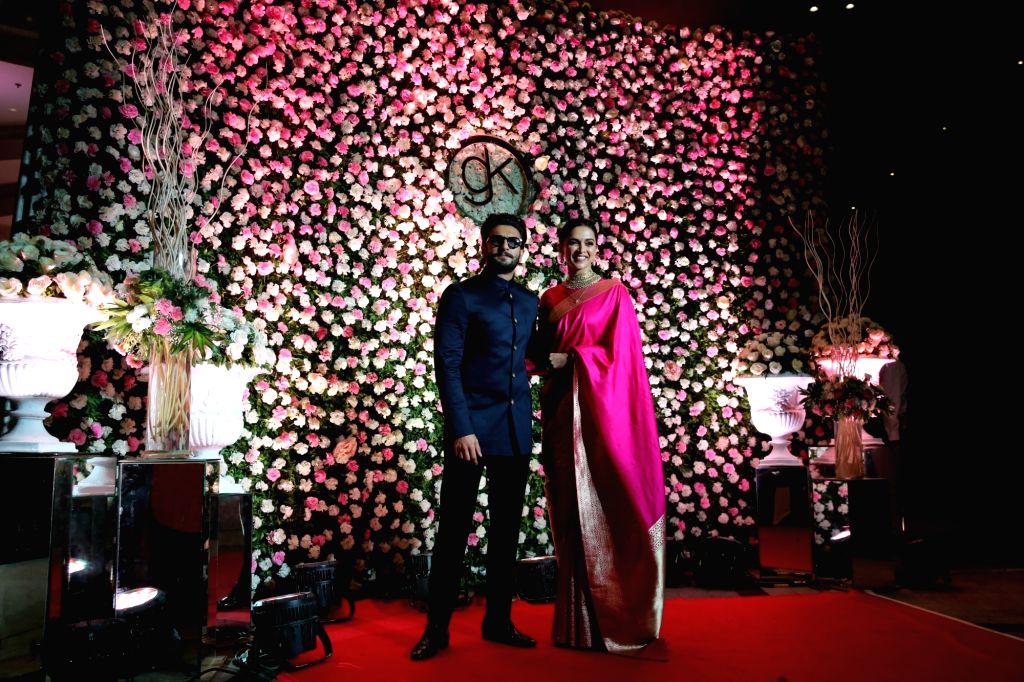 Actors Deepika Padukone and Ranveer Singh. (Photo: IANS) - Deepika Padukone and Ranveer Singh