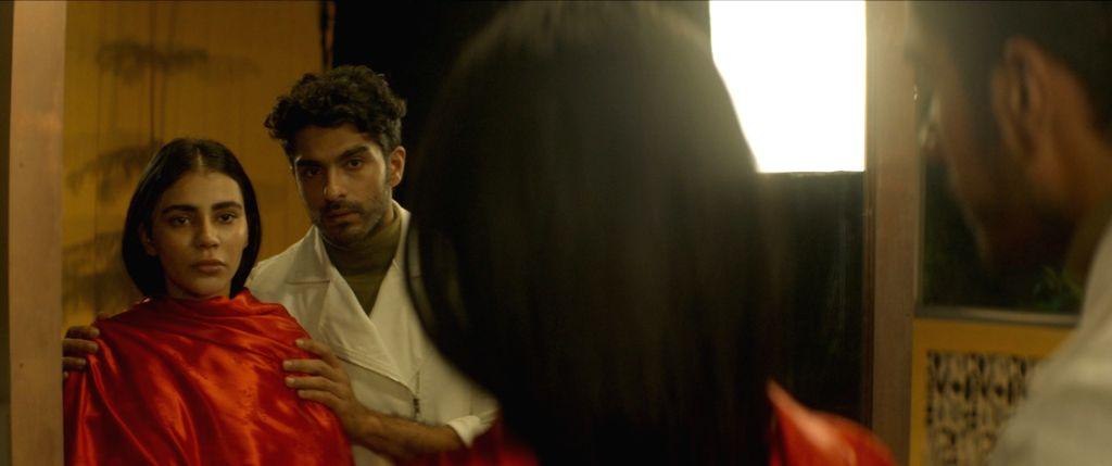 Actors Kunal Thakkur and Ananditaa. - Kunal Thakkur and Ananditaa