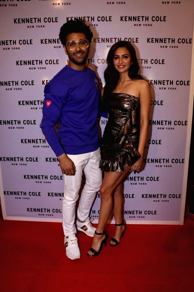 Actors Pulkit Samrat and Kriti Kharbanda at a store launch in Mumbai on Nov 9, 2019. - Pulkit Samrat and Kriti Kharbanda
