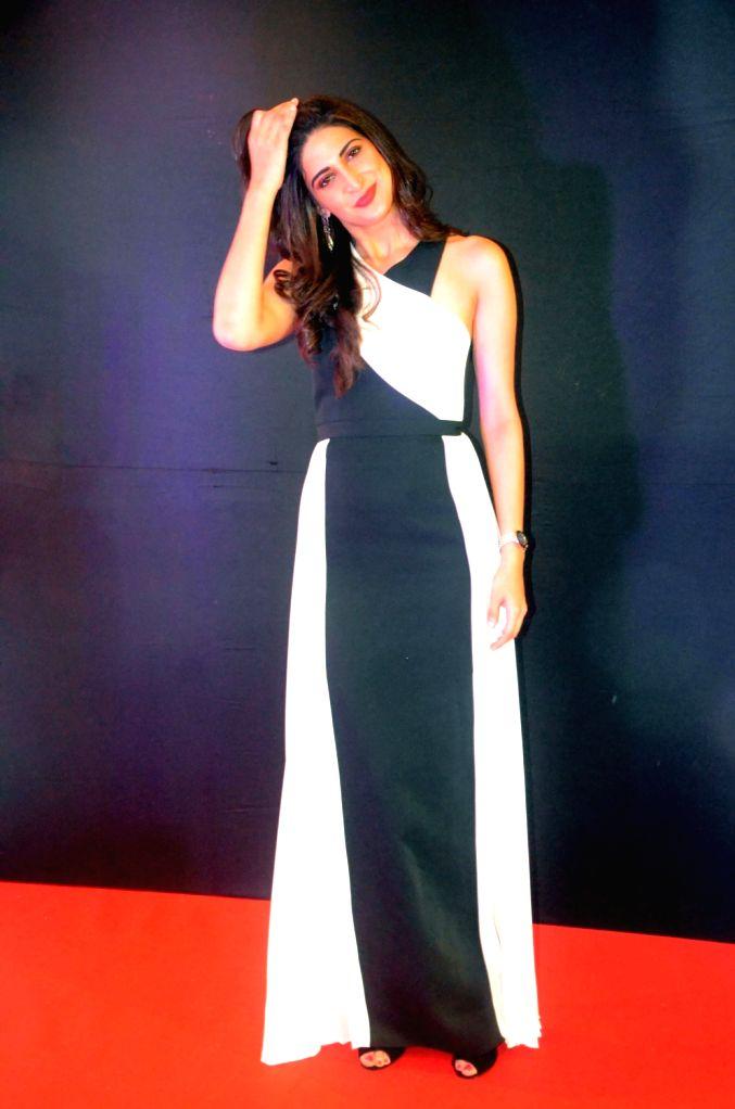 Actress Ahana Kumbhar at the launch of a mosquito repellent in Mumbai, on Oct 11, 2017. - Ahana Kumbhar