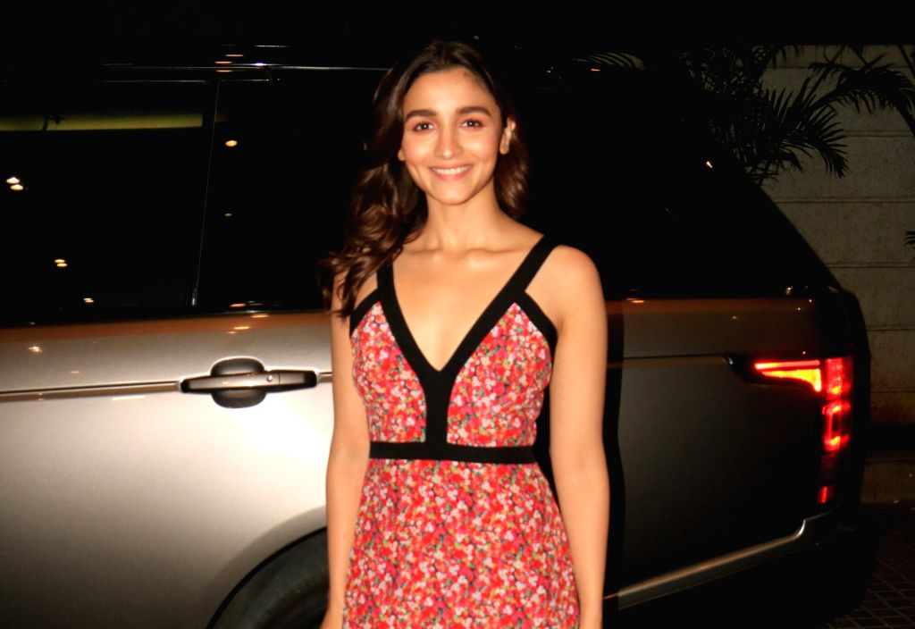 Actress Alia Bhatt. (File Photo: IANS) - Alia Bhatt