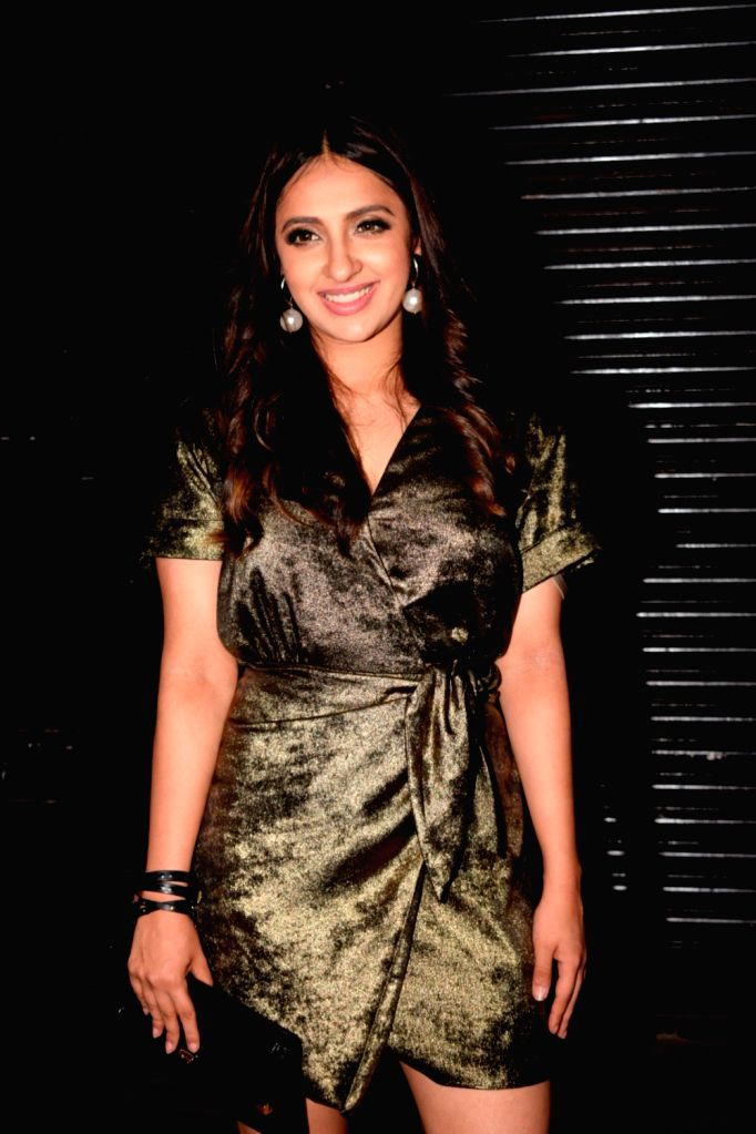 Actress Alia Bhatt's friend Akansha Ranjan during her birthday celebration in Mumbai on Sept 18, 2018. - Alia Bhat