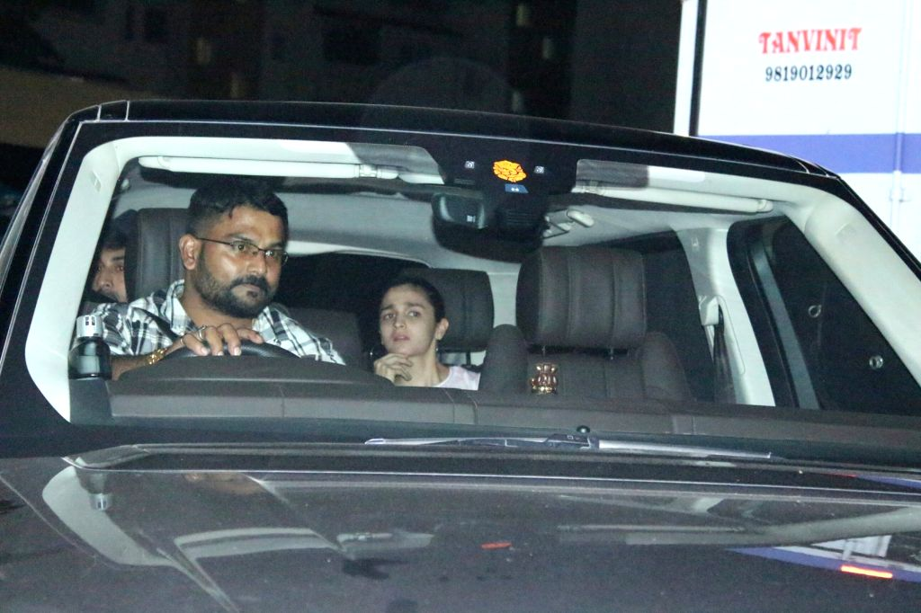 Actress Alia Bhatt seen at a studio in Bandra, Mumbai on June 5, 2018. - Alia Bhatt