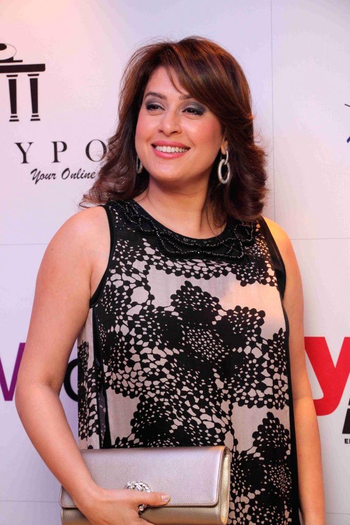 Actress Amrita Raichand during I am Woman event, in Mumbai on April 5, 2016. - Amrita Raichand