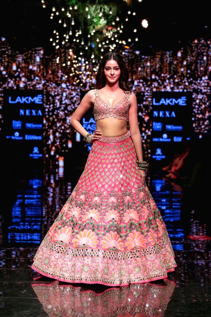 Actress Ananya Panday. - Ananya Panday