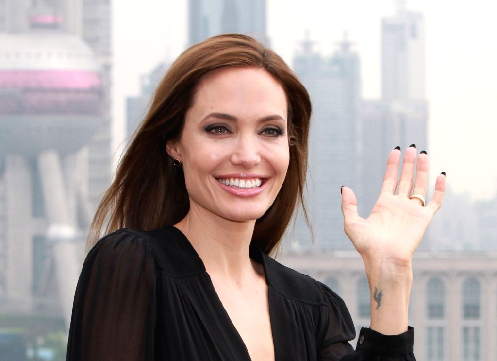 Actress Angelina Jolie. (File Photo: IANS) - Angelina Jolie