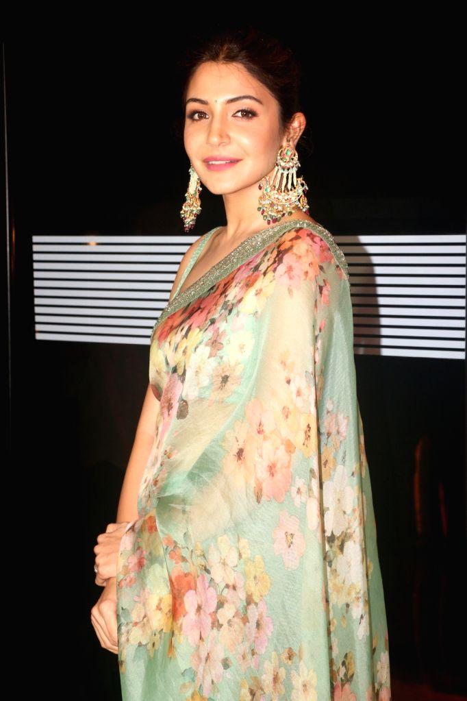 Actress Anushka Sharma during the NBT Utsav Awards 2019, Mumbai on July 27, 2019. - Anushka Sharma