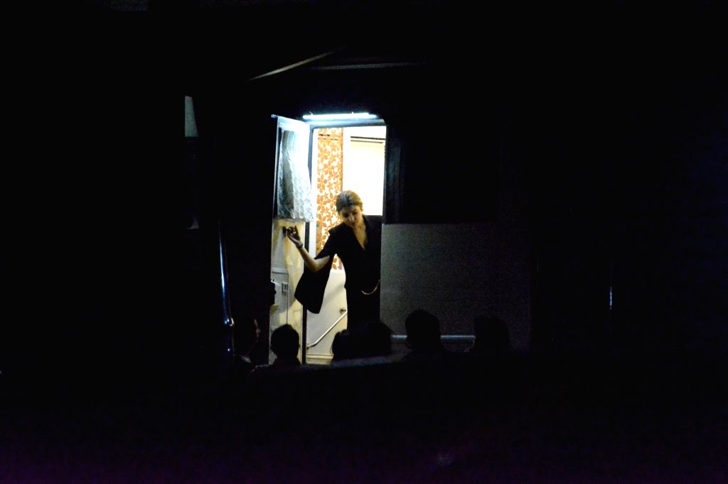 Actress Anushka Sharma seen at a Mumbai studio on Nov 28, 2018. - Anushka Sharma