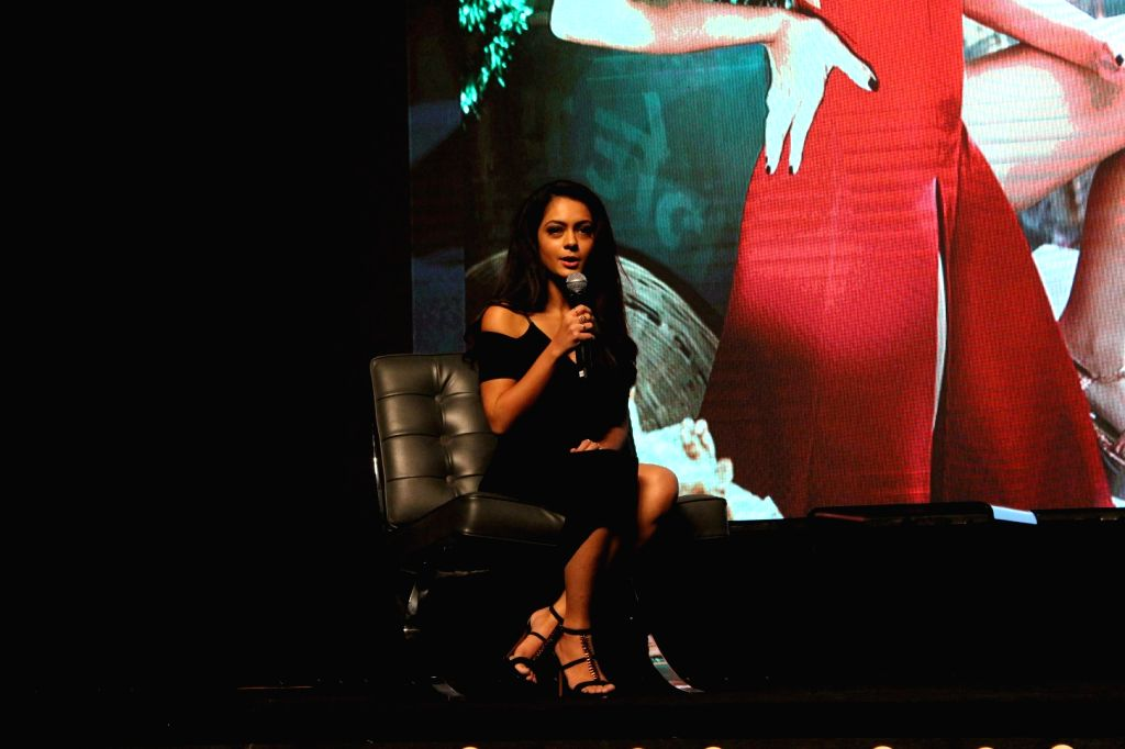 Actress Anya Singh during a YRF programme in Mumbai on July 5, 2017. - Anya Singh