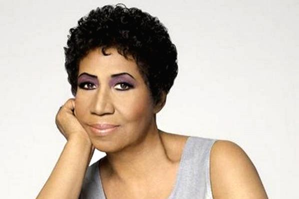 Actress Aretha Franklin - Aretha Franklin