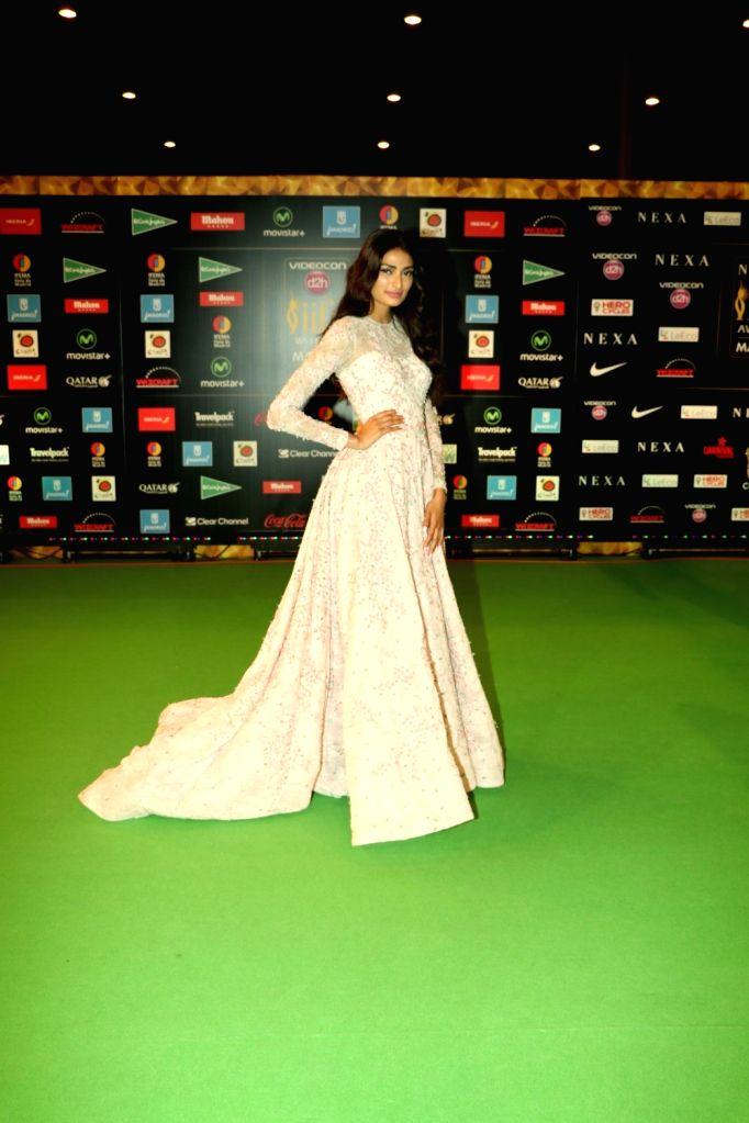 Actress  Athiya Shetty during IIFA Awards in Madrid on June 26, 2016. - Athiya Shetty