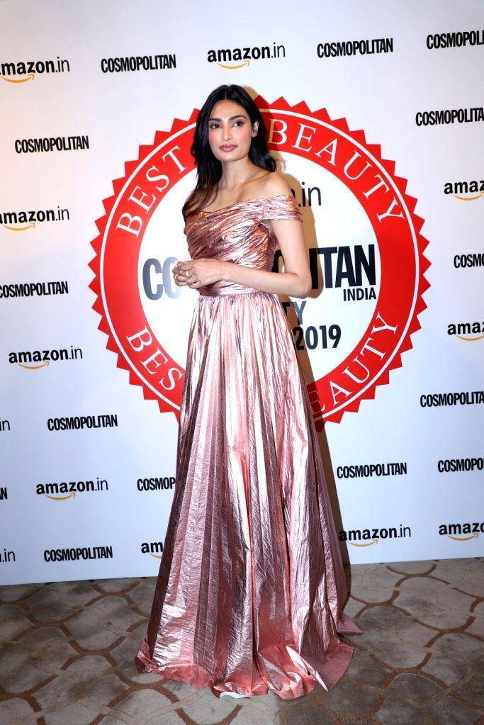 Actress Athiya Shetty. (Photo: IANS) - Athiya Shetty