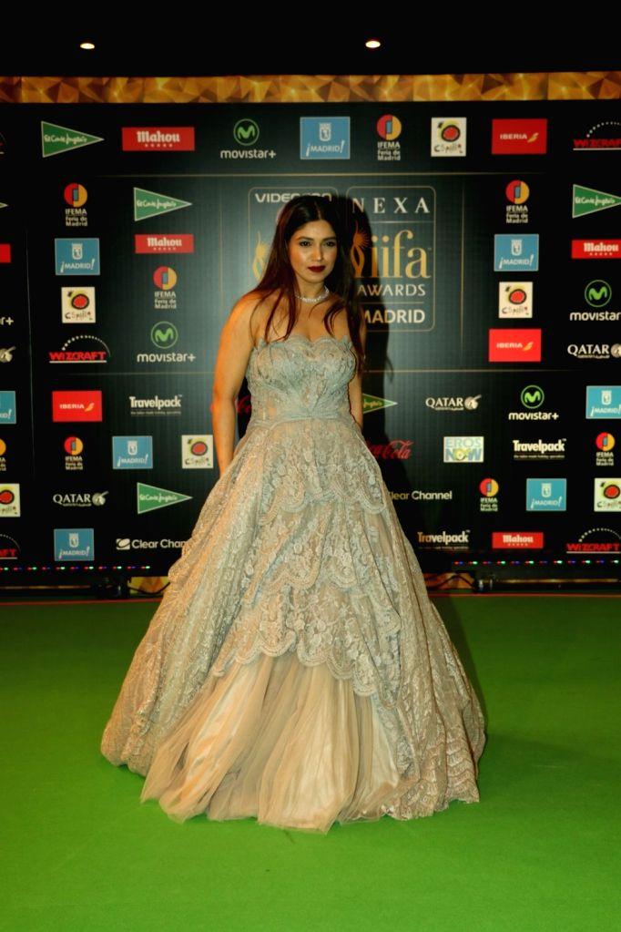 Actress  Bhoomi Pednekar  during IIFA Awards in Madrid on June 26, 2016. - Bhoomi Pednekar