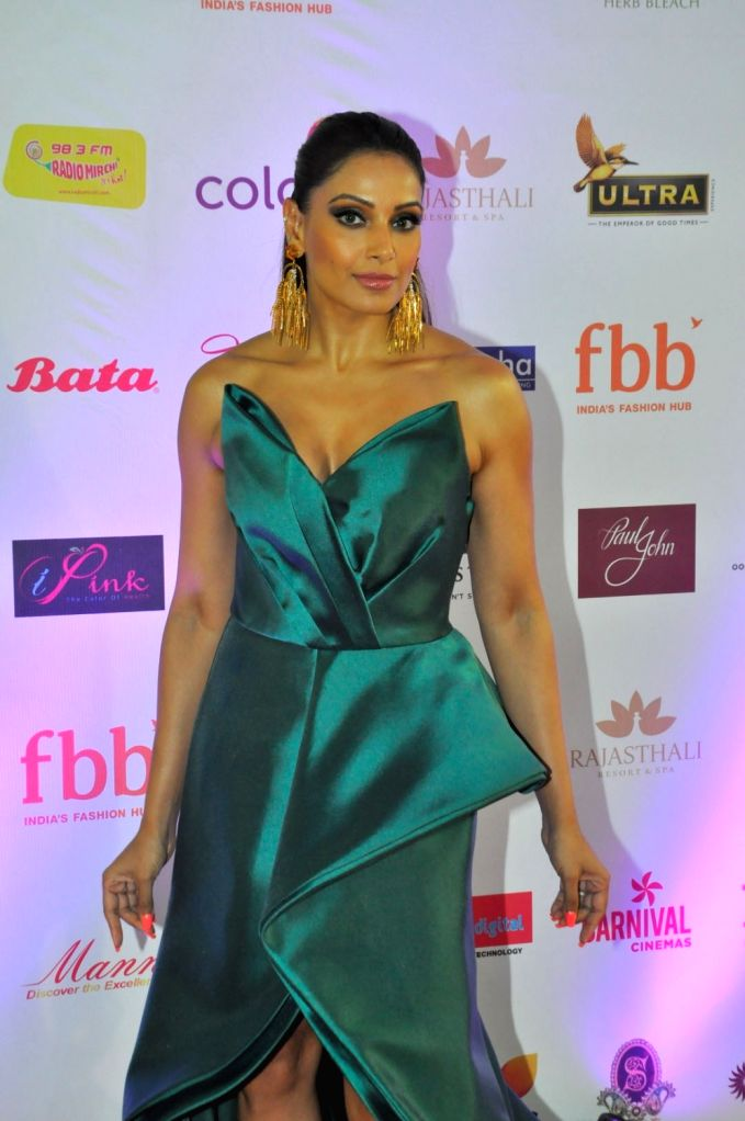 Actress Bipasha Basu during the grand finale of fbb Femina Miss India 2017 in Mumbai, on June 25, 2017. - Bipasha Basu