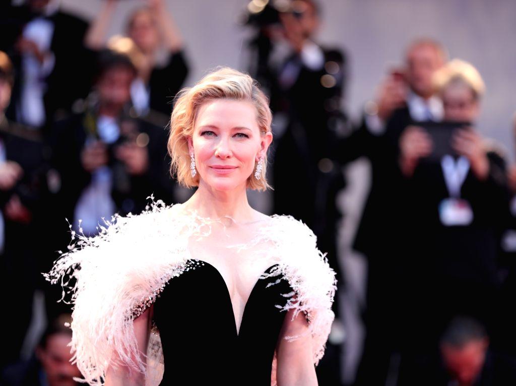 Actress Cate Blanchett - Cate Blanchett