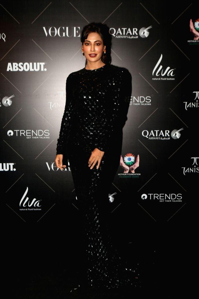 "Actress Chitrangada Singh at the red carpet of ""Vogue Beauty Awards"" in Mumbai on July 31, 2018. - Chitrangada Singh"