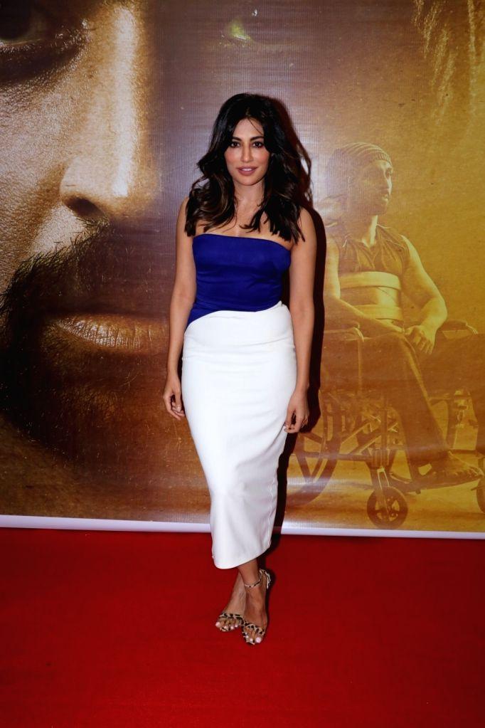 "Actress Chitrangada Singh at the success party of her film ""Soorma"" in Mumbai on Aug 3, 2018. - Chitrangada Singh"