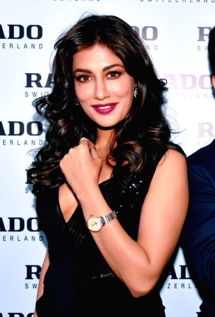 Actress Chitrangada Singh during a promotional programme in Jaipur, on May 10, 2019. - Chitrangada Singh