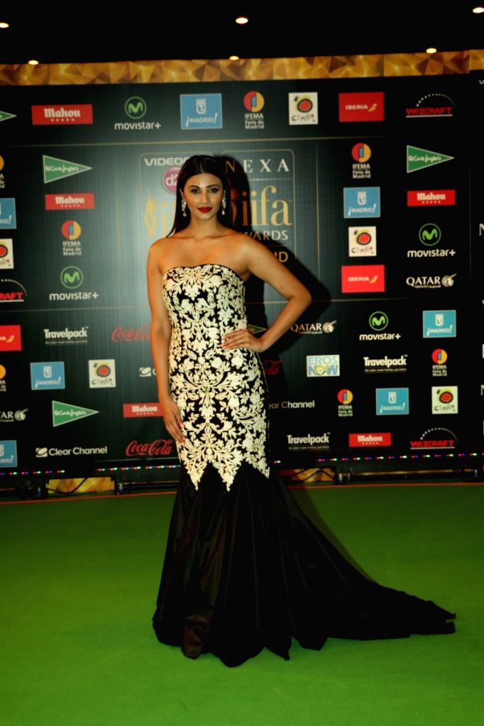 Actress Daisy Shah during IIFA Awards in Madrid on June 26, 2016. - Daisy Shah