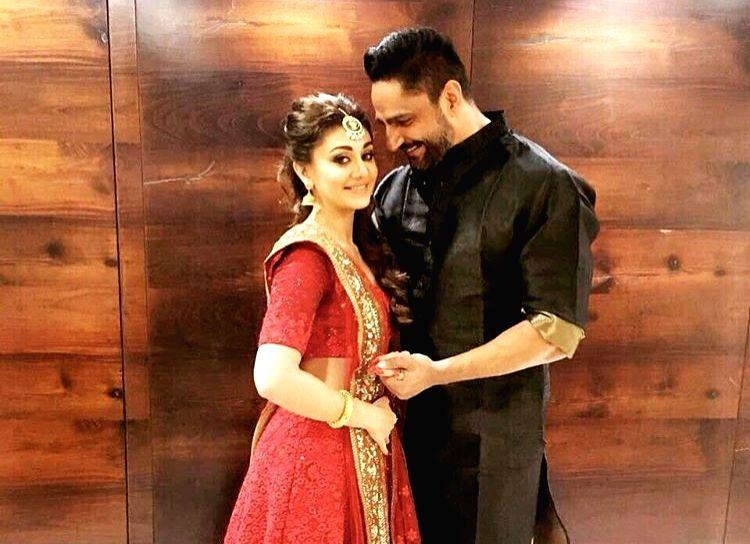 Actress-dancer Shefali Jariwala and her husband and actor Parag Tyagi - Parag Tyagi