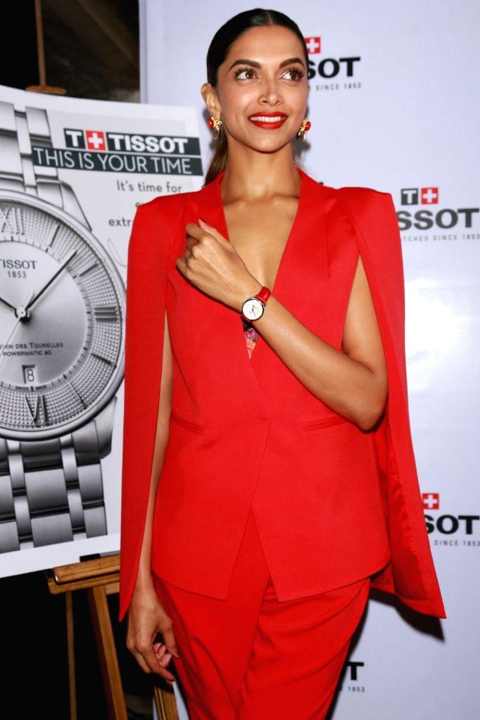 actress deepika padukone at the launch of new 377697