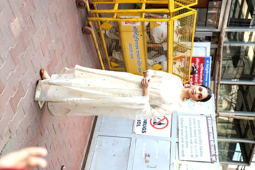 "Actress Deepika Padukone during her visit to Shree Siddhivinayak Ganapati temple after the release of her film ""Chhapaak"" at Prabhadevi in Mumbai on Jan 10, 2020. - Deepika Padukone"