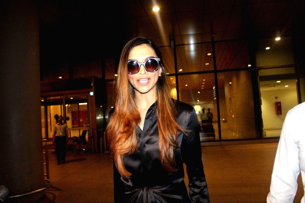 Actress Deepika Padukone. (File Photo: IANS) - Deepika Padukone