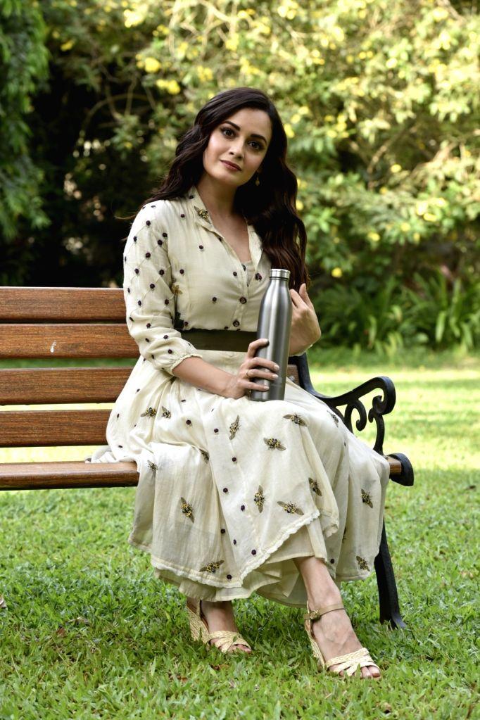 Actress Dia Mirza during World Environment Day celebration in Mumbai on June 5, 2018. - Dia Mirza