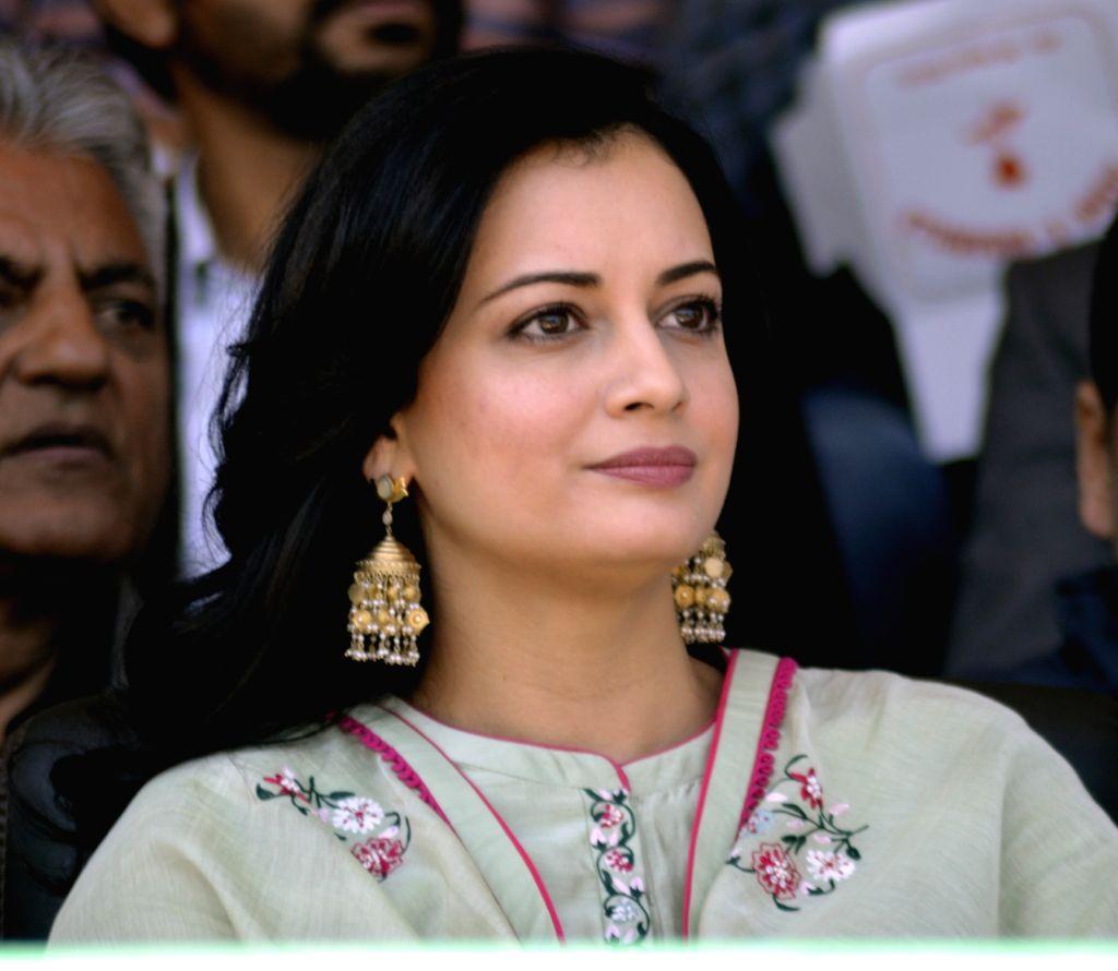 Actress Dia Mirza. (File Photo: IANS) - Dia Mirza