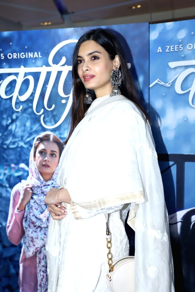"Actress Diana Penty at the premiere of the upcoming web series ""Kaafir"" in Mumbai on June 14, 2019. - Diana Penty"