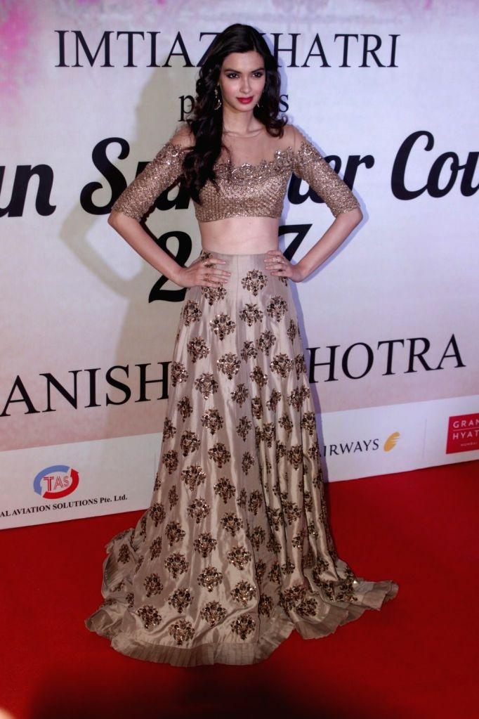 Actress Diana Penty during the Mijwan Summer 2017 fashion show during the Mijwan Summer 2017 fashion show in Mumbai on March 5, 2017. - Diana Penty