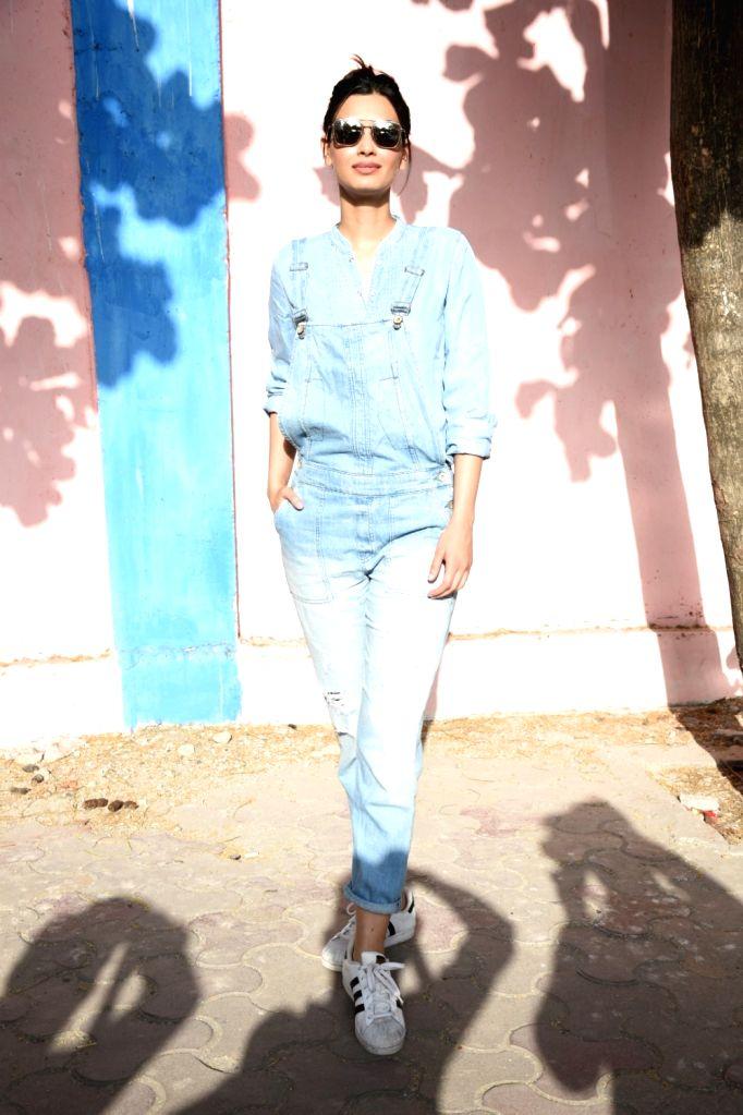 Actress Diana Penty seen at Mumbai's Bandra, on May 30, 2019. - Diana Penty