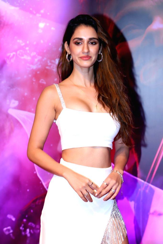 """Actress Disha Patani at the screening of film """"Malang"""" at PVR Juhu, in Mumbai on Jan 26, 2020. - Disha Patani"""