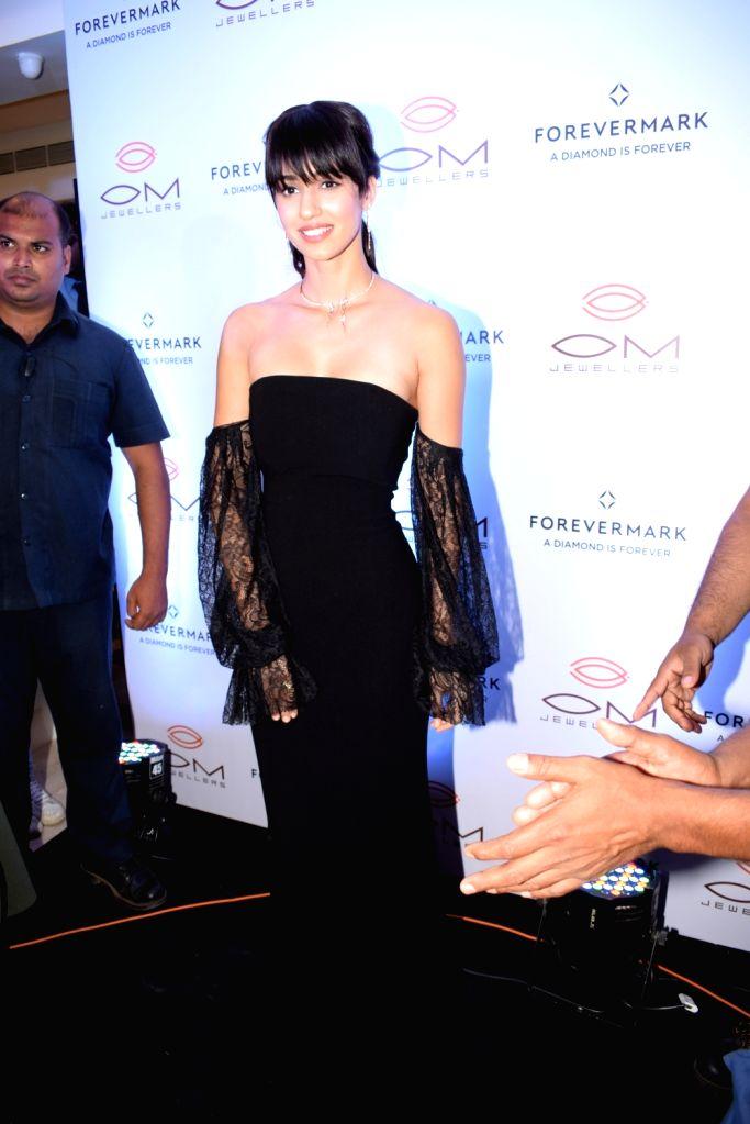 Actress Disha Patani during a programme in Mumbai on Nov 29, 2017. - Disha Patani