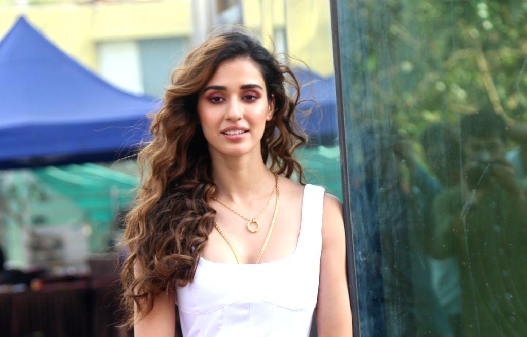Actress Disha Patani . (Photo: IANS) - Disha Patani