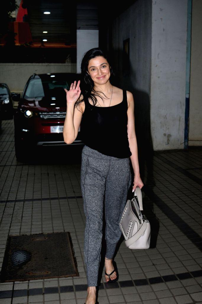 Actress Divya Khosla Kumar seen at Andheri in Mumbai, on July 23, 2019. - Divya Khosla Kumar