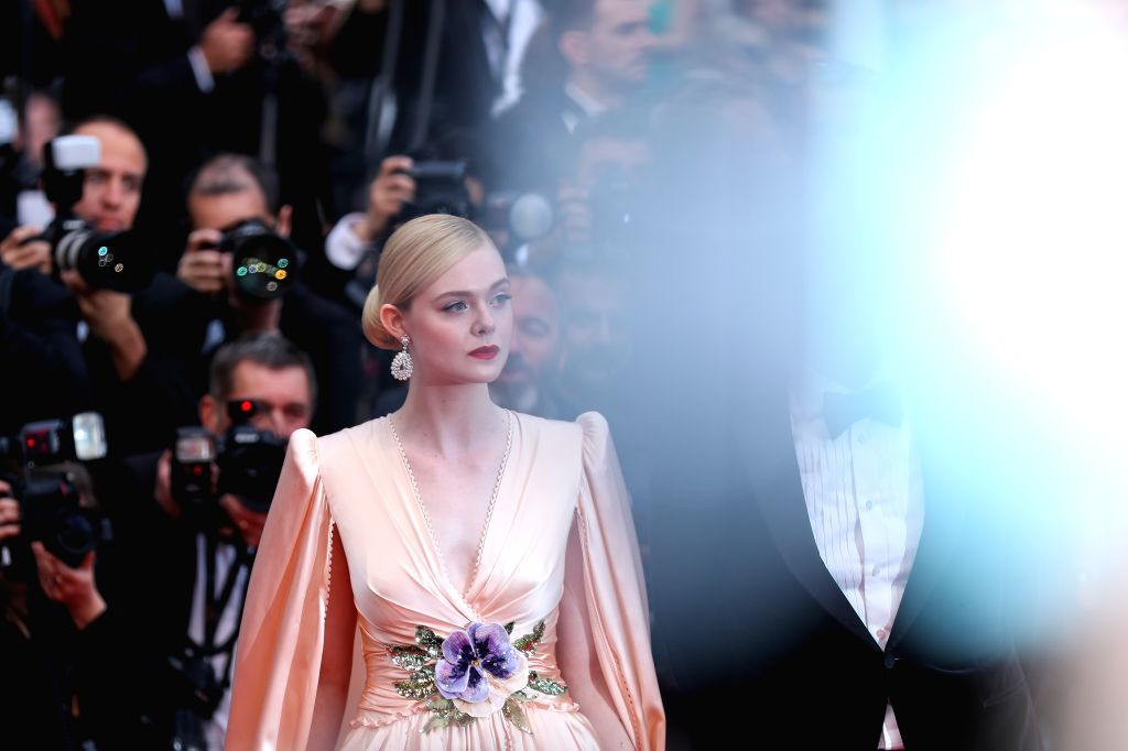 """Actress Elle Fanning says she has """"thousands"""" of gum wrappers, which she keeps in boxes under her bed. - Elle Fanning"""