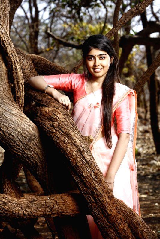 "Actress Gargeyi Yellapragada stills from Telugu film ""Evariki Cheppoddu"" in Hyderabad. - Gargeyi Yellapragada"
