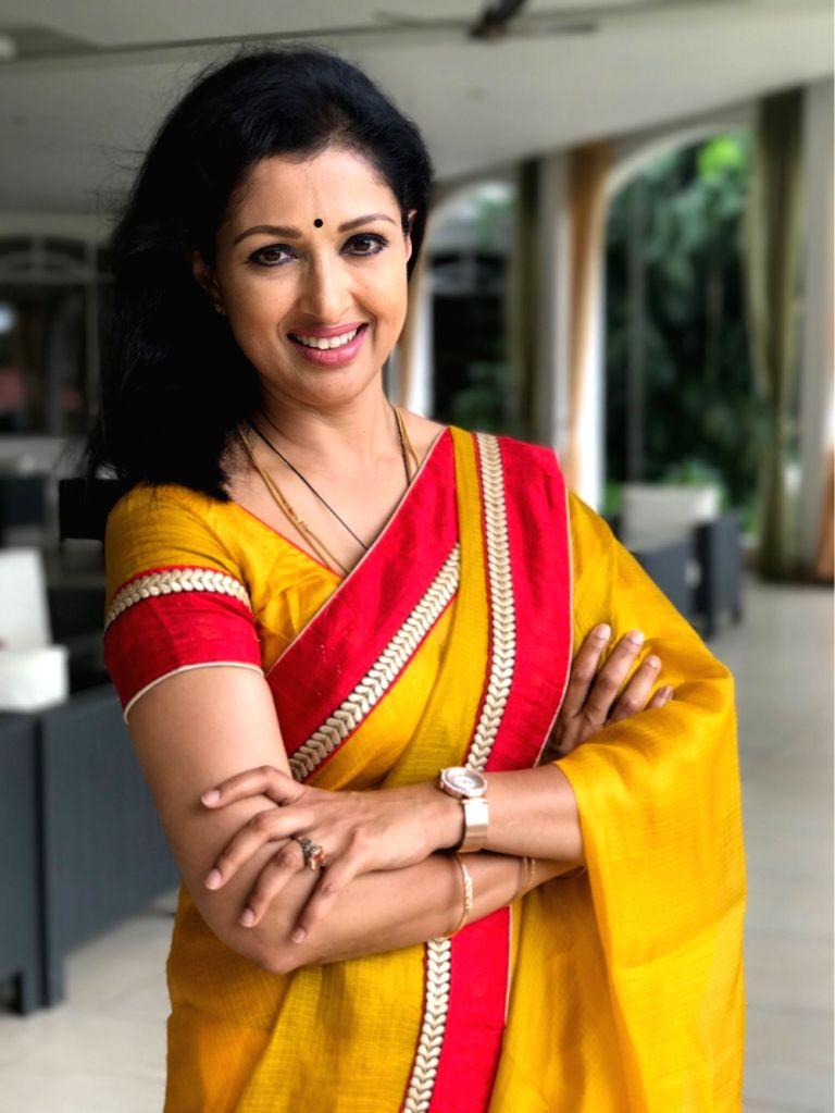 Actress Gautami. (File Photo: IANS) - Gautami