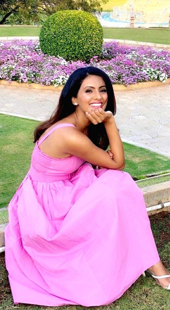 Actress Geeta Basra. - Geeta Basra