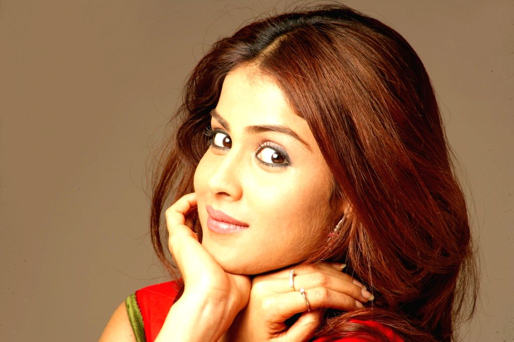 Actress Genelia D'Souza.(File Photo: IANS) - Genelia D'Souza
