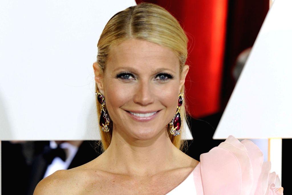 Actress Gwyneth Paltrow. - Gwyneth Paltrow