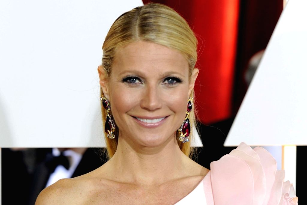 Actress Gwyneth Paltrow. - Gwyneth Paltrow